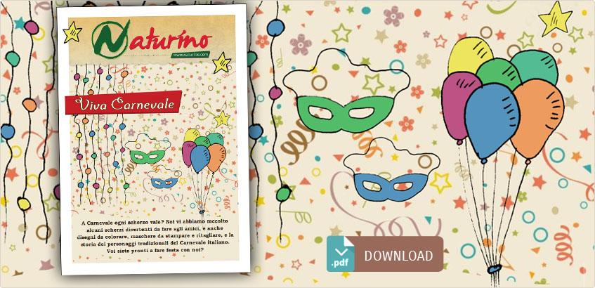 Scarica gratuitamente ebook di Carnevale di Naturino