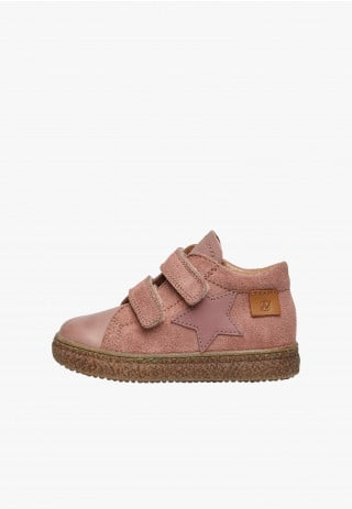NATURINO ALBUS STAR VL - Star-patch shoes - Pink