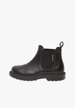 NATURINO PICCADILLY - Leather boots - Black