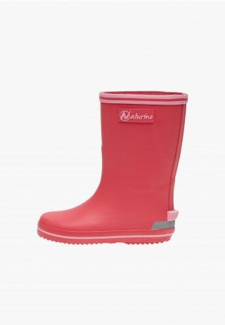 NATURINO RAIN BOOT Wellies – Fuchsia