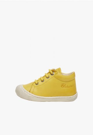 NATURINO COCOON - First steps shoes  - Yellow