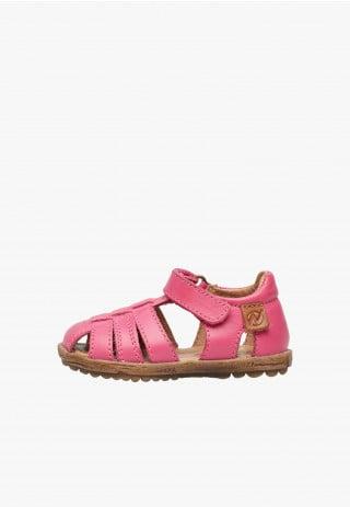 NATURINO SEE - Sandale semi-fermée - Fuchsia