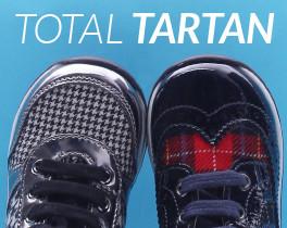 "Naturino ""Snippets"" NOVEMBER 2015 - ""TOTAL TARTAN"""