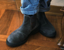 "NATURINO and FIAMMISDAY  NOVEMBER - ""BOOTS & ANKLE BOOTS""  FOR LITTLE BOYS"